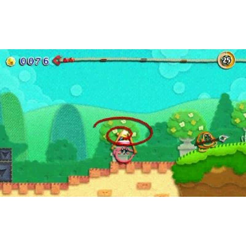 Nintendo Kirby's Extra Epic Yarn Nintendo 3DS