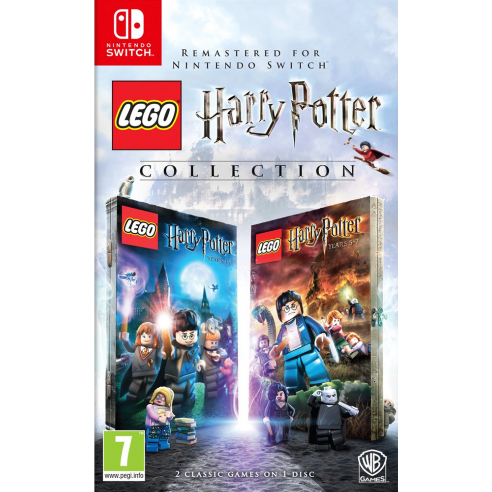 Traveller's Tales LEGO Harry Potter: Years 1-7 Collection Nintendo Switch