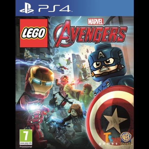 Warner Bros. Games LEGO Marvel Avengers PS4