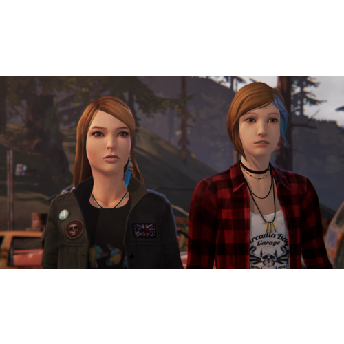 Square Enix Life is Strange: Before the Storm Limited Edition PS4