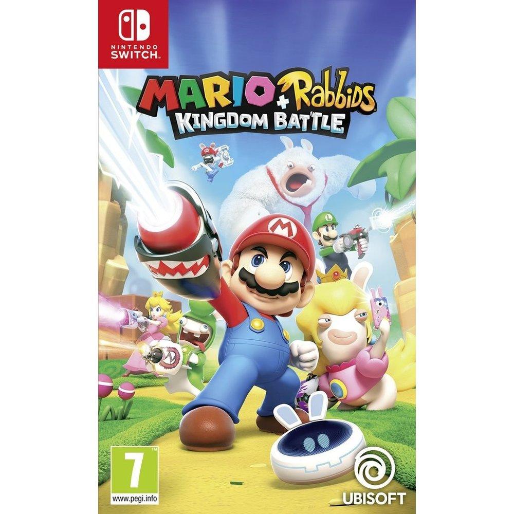 Ubisoft Mario + Rabbids Kingdom Battle Nintendo Switch