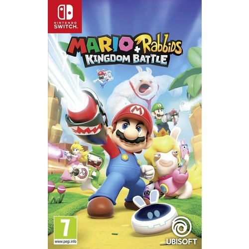 Ubisoft Mario + Rabbids Kingdom Battle Nintendo Switch