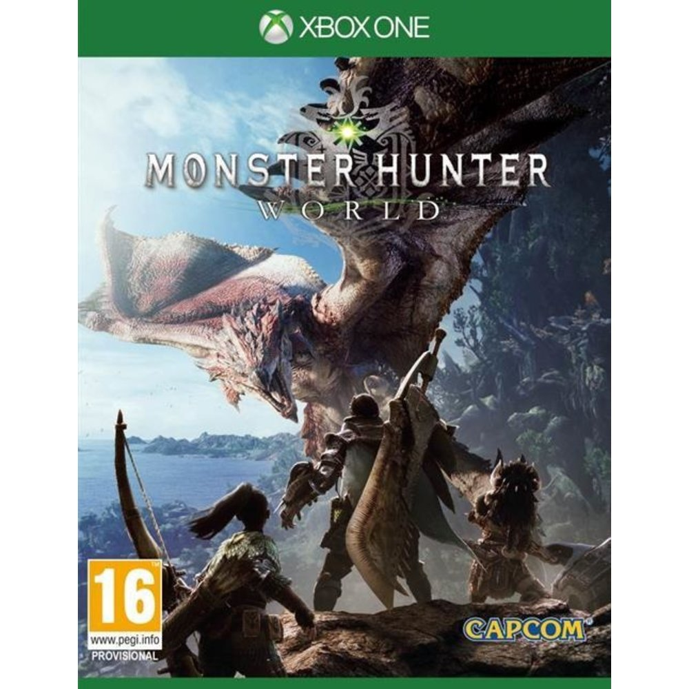 Capcom Monster Hunter: World Xbox One