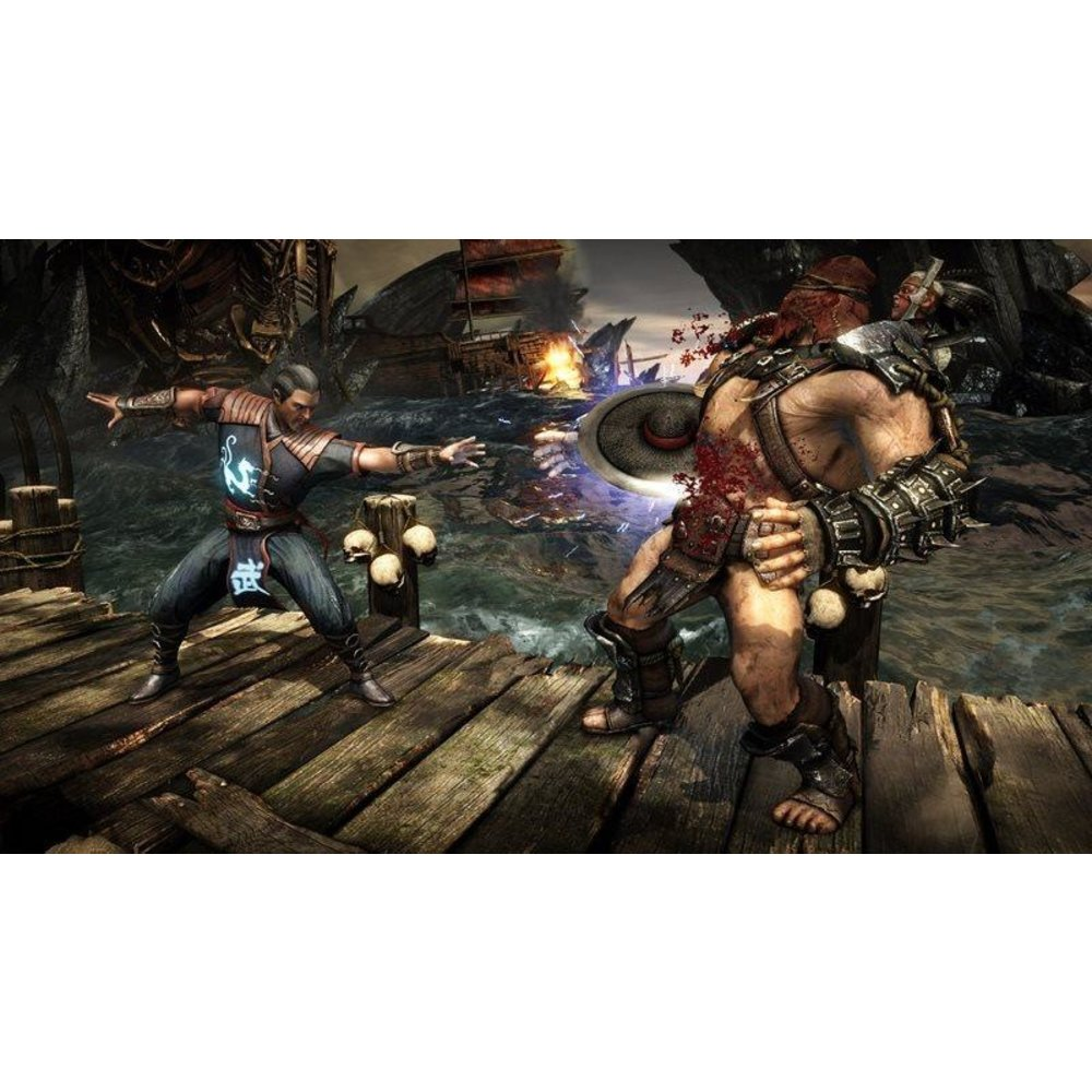 Warner Bros. Games Mortal Kombat XL PS4
