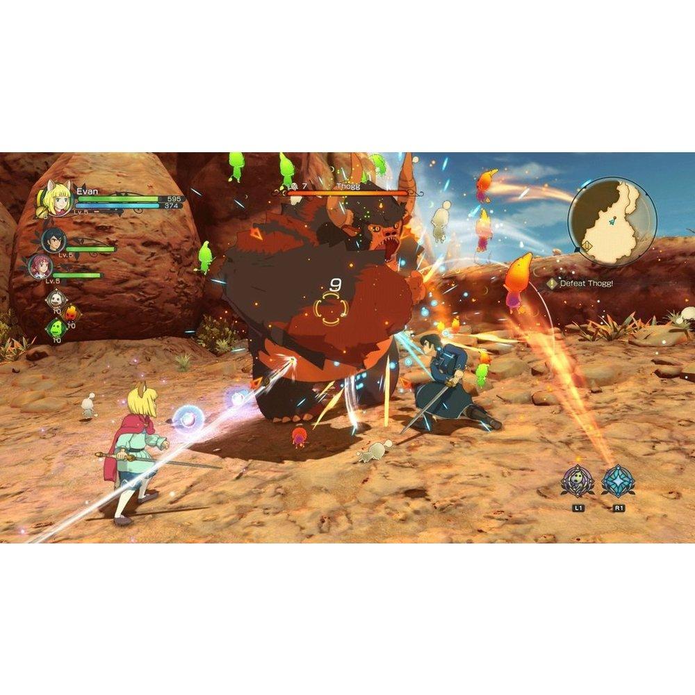 Bandai Namco Ni No Kuni II: Revenant Kingdom PS4