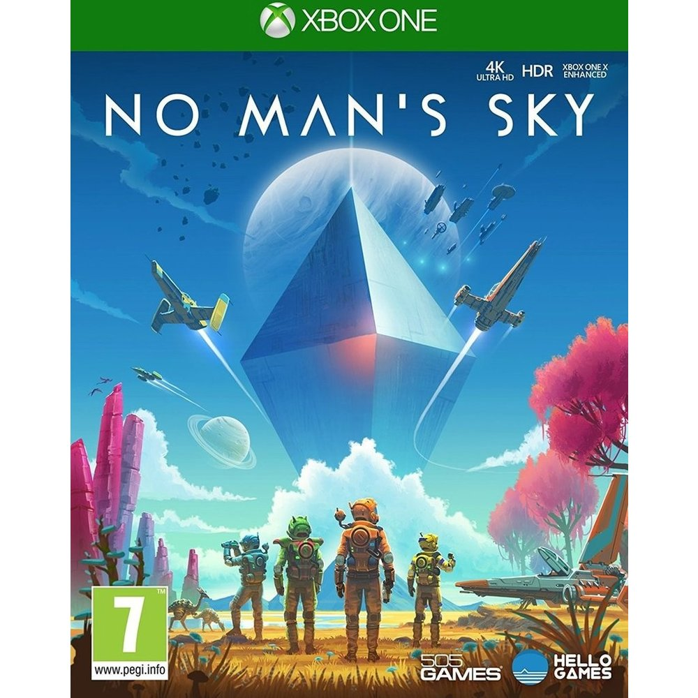 505 Games No Man's Sky Xbox One