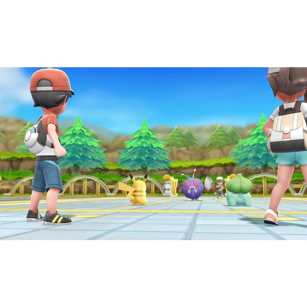 Nintendo Pokemon: Let's Go Pikachu! Nintendo Switch
