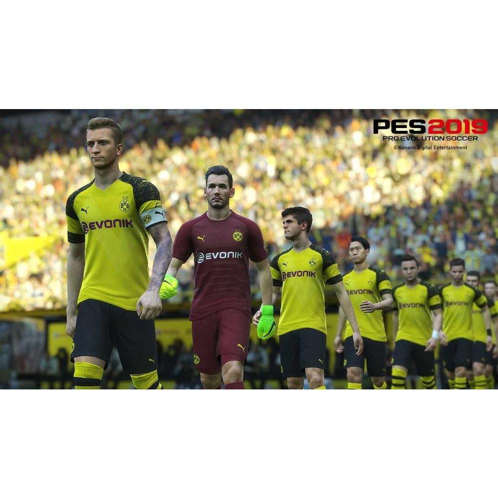Konami Pro Evolution Soccer 2019 PS4