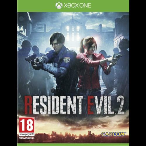 Capcom Resident Evil 2 Remake Xbox One