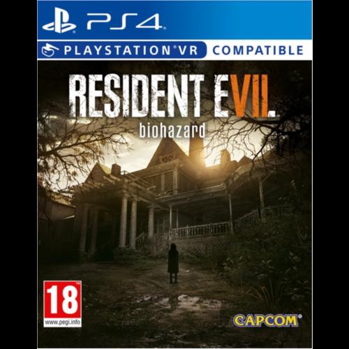Capcom Resident Evil 7: Biohazard (+PSVR) PS4