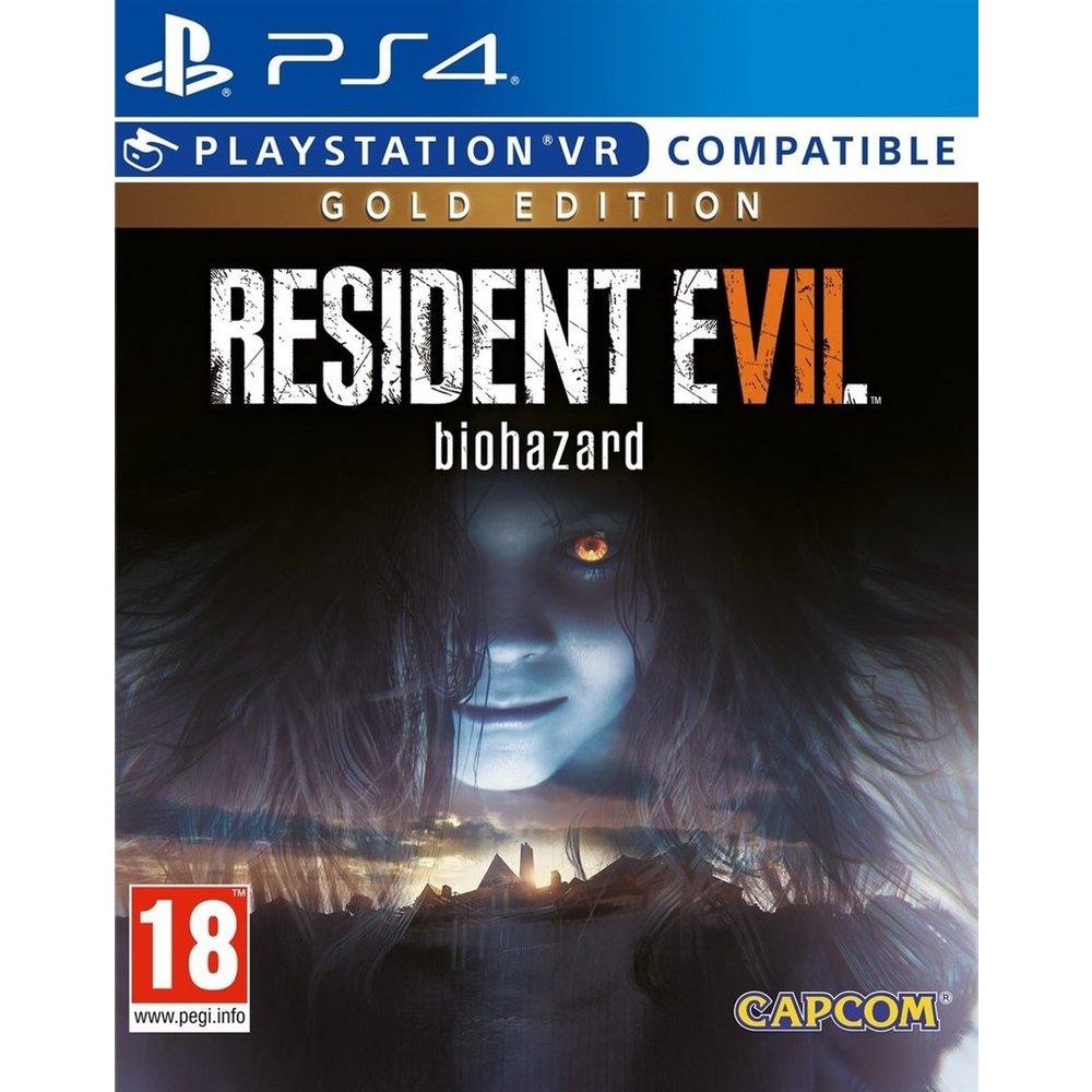 Capcom Resident Evil 7: Biohazard (Gold Edition) (+PSVR) PS4