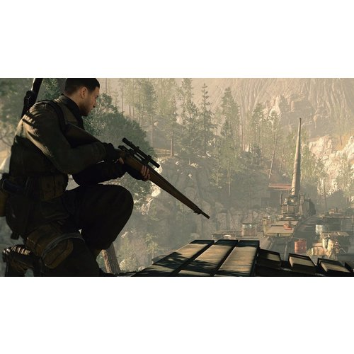 Rebellion Sniper Elite 4: Italia PS4