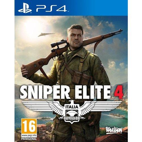 Rebellion Sniper Elite 4: Italia PS4
