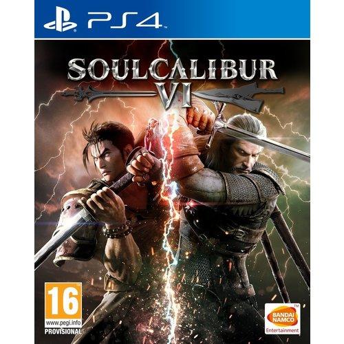 Bandai Namco Soul Calibur VI PS4