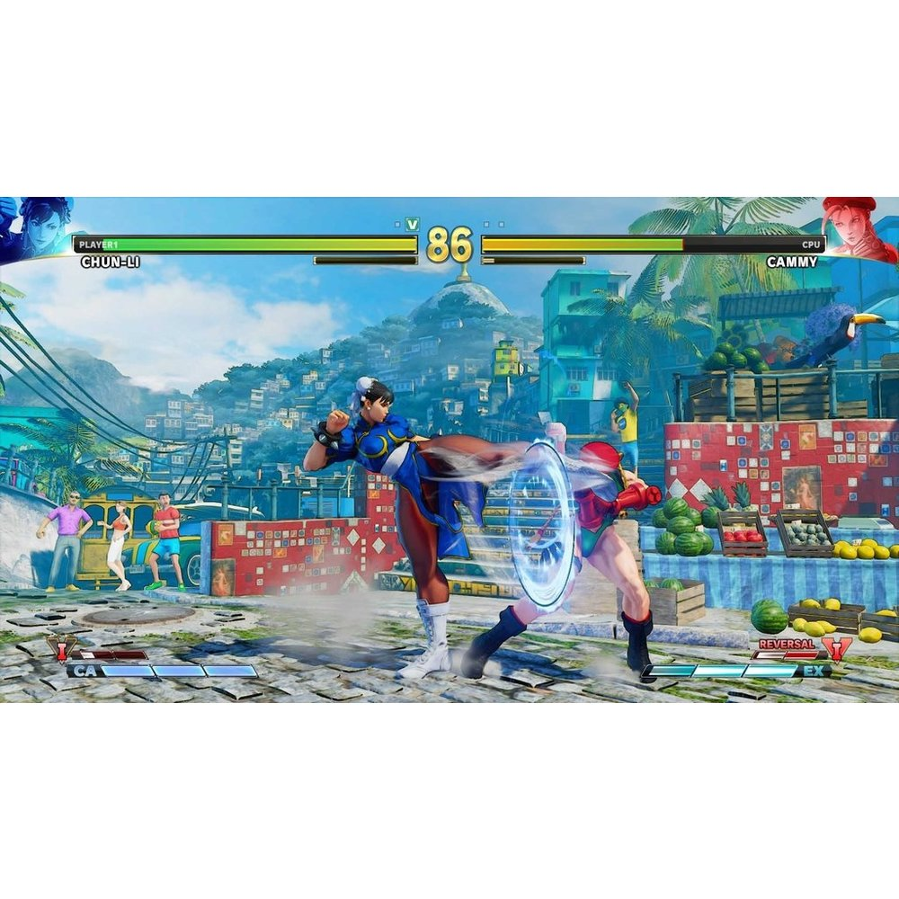 Capcom Street Fighter V Arcade Edition PS4