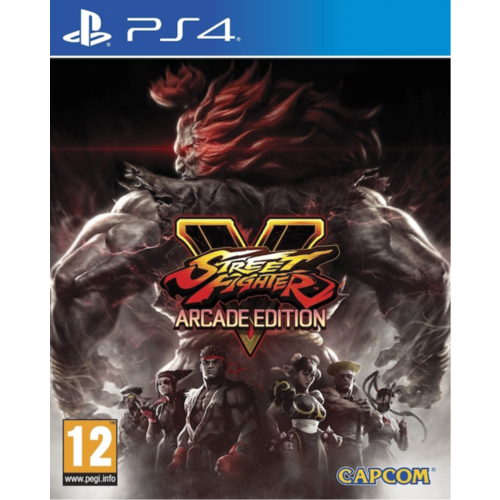Capcom Street Fighter V Arcade Edition PS4