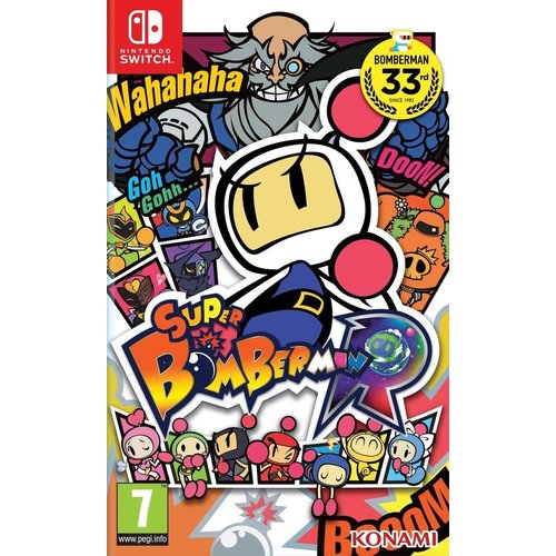 Nintendo Super Bomberman R Nintendo Switch