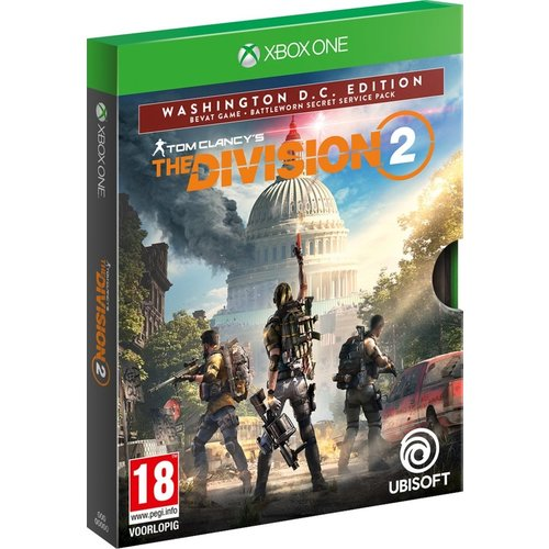 Ubisoft The Division 2 - Washington D.C. Edition Xbox One