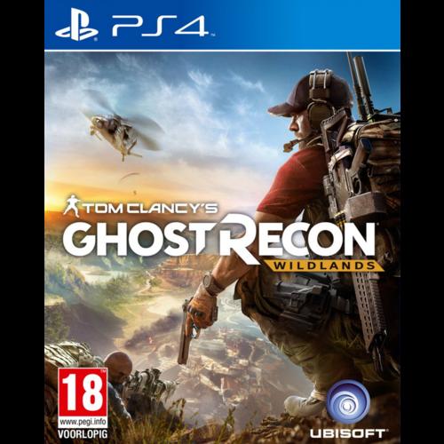Ubisoft Tom Clancy's Ghost Recon: Wildlands PS4