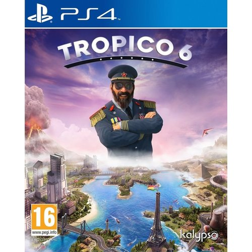 Koch Media Tropico 6 PS4