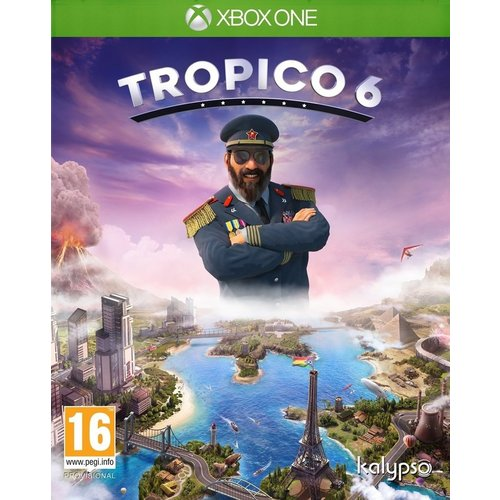 Koch Media Tropico 6 Xbox One