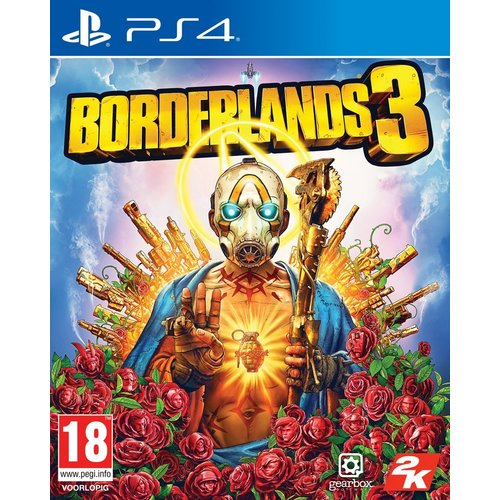 2K Games Borderlands 3 PS4