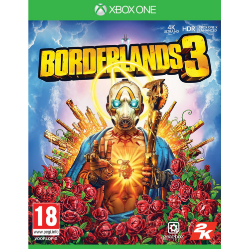 2K Games Borderlands 3 Xbox One