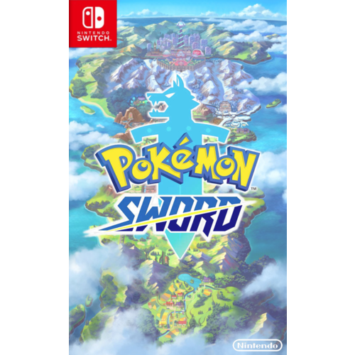 Nintendo Pokemon Sword Nintendo Switch