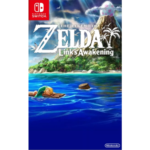 Nintendo The Legend of Zelda: Link's Awakening Nintendo Switch