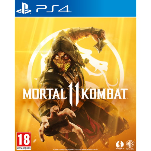Warner Bros. Games Mortal Kombat 11 PS4