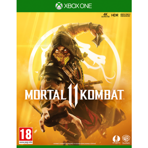 Warner Bros. Games Mortal Kombat 11 Xbox One