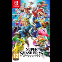 Super Smash Bros: Ultimate Nintendo Switch