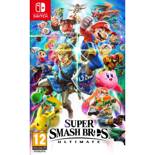 Nintendo Super Smash Bros: Ultimate Nintendo Switch