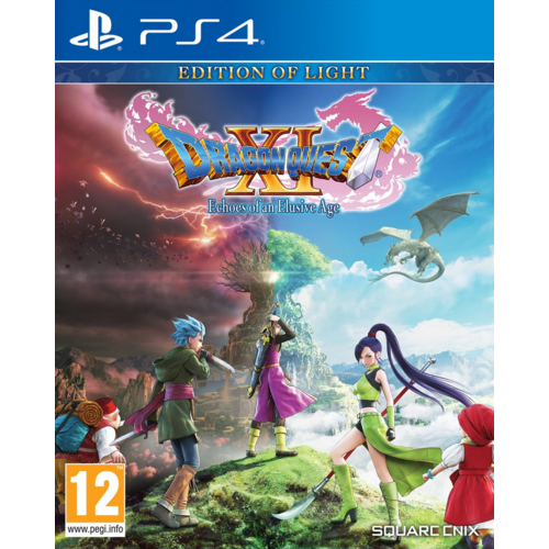 Square Enix Dragon Quest XI: Echoes Of An Elusive Age PS4