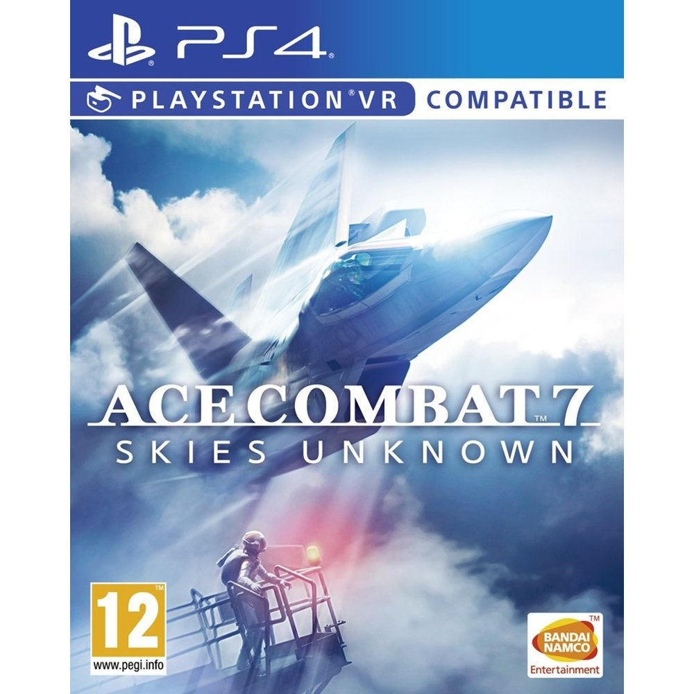 Bandai Namco Ace Combat 7: Skies Unknown PS4