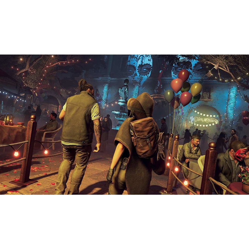 Square Enix Shadow of the Tomb Raider PS4