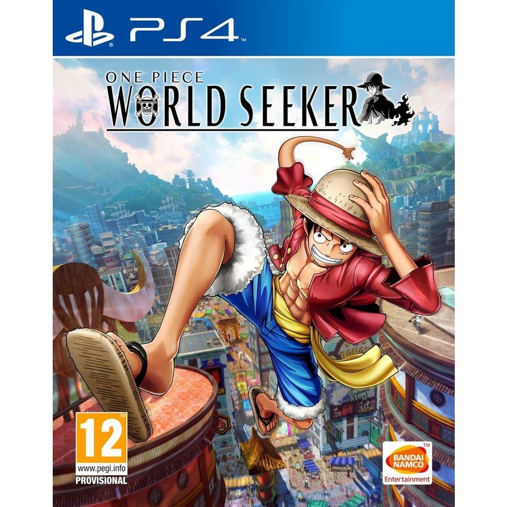 Bandai Namco One Piece: World Seeker PS4