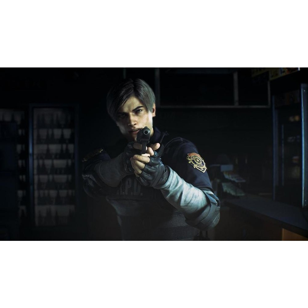 Capcom Resident Evil 2 Remake PS4