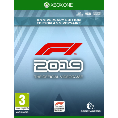 Codemasters F1 2019 - Anniversary Edition Xbox One
