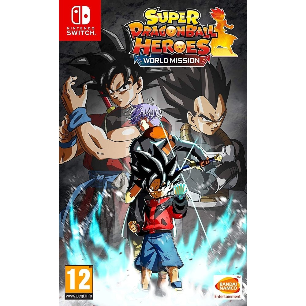 Bandai Namco Super Dragon Ball Heroes: World Mission Nintendo Switch