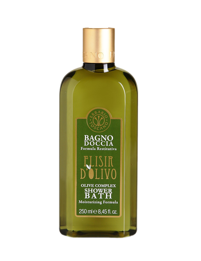 Erbario Toscano    Shower Bath Olive Complex 250 ml