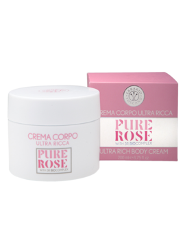 Erbario Toscano Ultra Rich Body Cream Rose