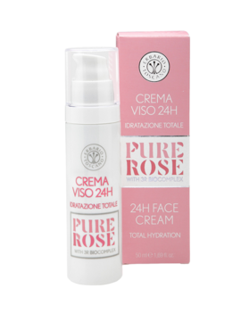 Erbario Toscano 24H Face Cream Pure Rose
