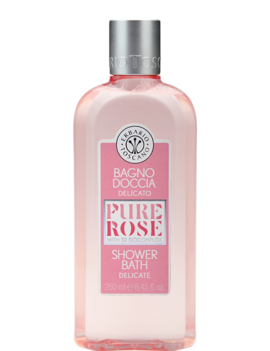 Erbario Toscano Shower Bath Pure Rose