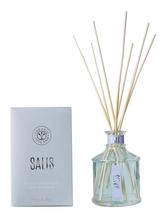 Erbario Toscano Home Fragrance Luxury Diffuser Salis 250 ml