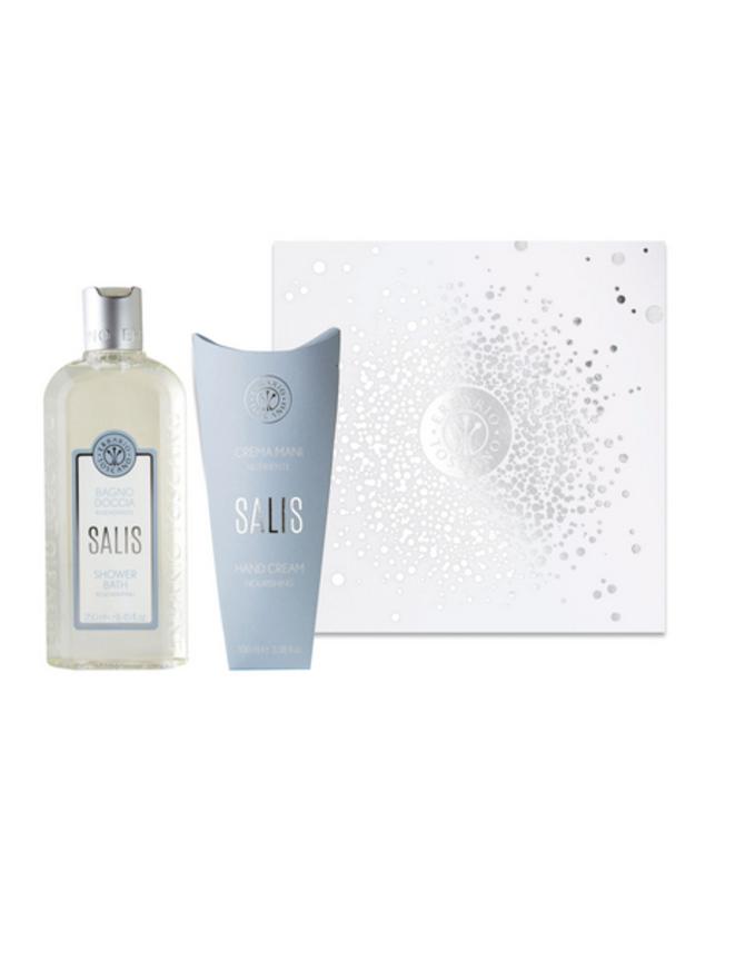 Erbario Toscano Salis Shower Bath & Hand Cream Set