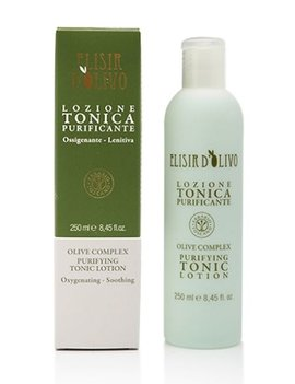 Erbario Toscano Purifying tonic lotion Olive