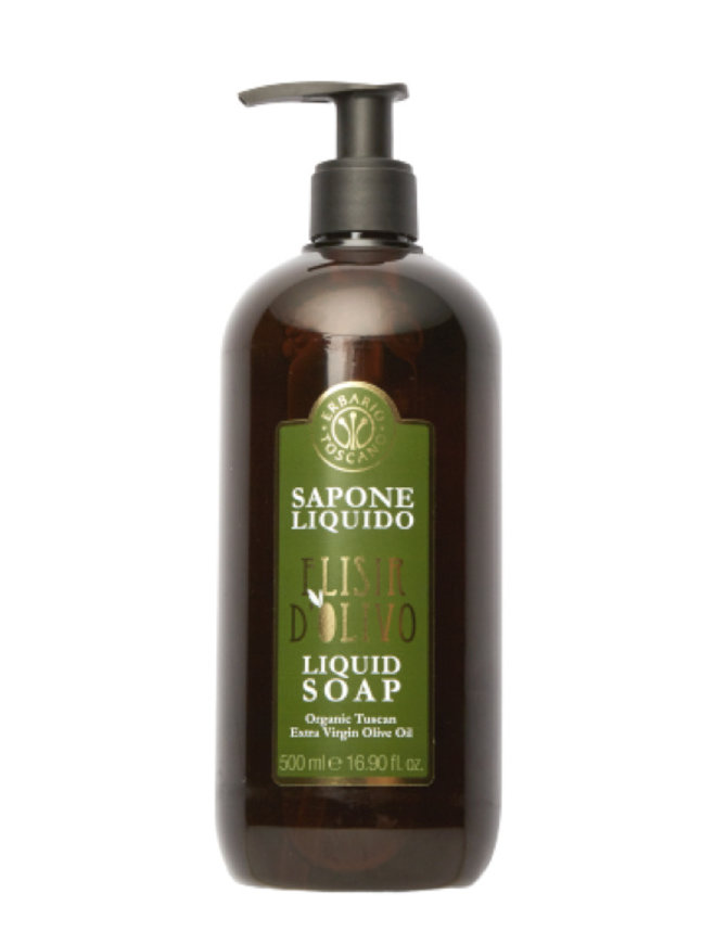 Erbario Toscano Liquid soap Olive 500 ML