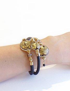 Venezia Classica Bracelet Tuscany Blackgold