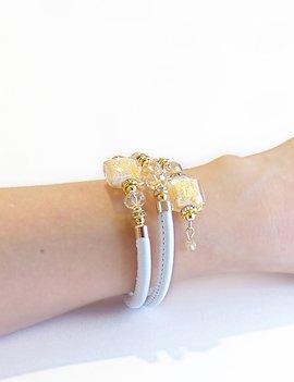 Venezia Classica Bracelet Tuscany Whitegold